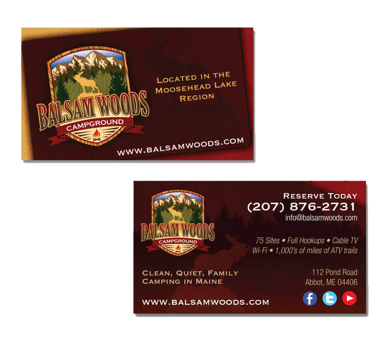 Small Business Services   Business Card Printing   Postal Connections Stayton, OR